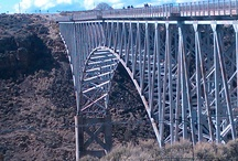 Rio Grande del Norte National Monument / The Rio Grande Gorge was declared a National Monument by President Obama this year. We celebrate this appointment, and hope you'll plan a visit to the GORGE!