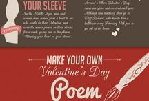 Valentine day Infographics