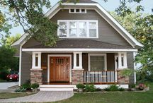 Exterior House Colors / by Lisa Kundel