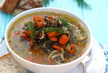 soups / by Laura Holder