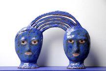 Sculptures, Ceramics