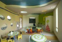 Original kindergarten / Nursery /school / by Carla Subirats