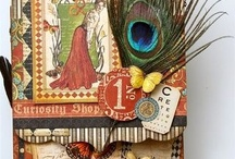 journals mini albums / by FLORENCE MORAN