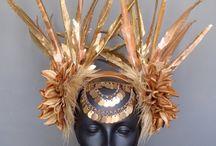 Head Pieces / by Del'Esa Lee, Style Maven