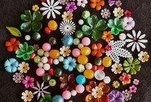 Buttons / by Jennifer Knickerbocker