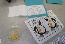 Penguins <3 / by Kimberly The Crafty Glue Slinging Penguin