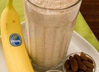 Alimentos saludables / Para hacer ejercicio