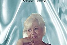 A Hairdresser's Diary: Scissors Retired / My new published book