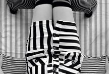 black and white / black and white. Classic, Chic, Timeless and a must have staple in every wardrobe!