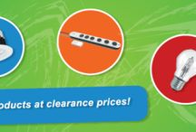 e-clearance electrical products / Latest deals from our VoltiDEALS e-clearance store.
