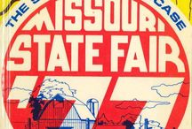Missouri State Fair / Images and items from the Missouri State Fair