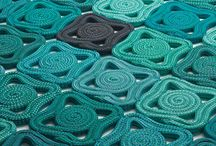 Turquoise rugs