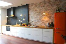 Home extension & kitchen