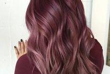 Hot hair colors