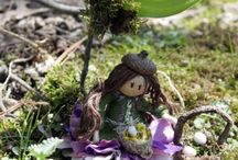 The fairies are here, make a place