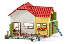 Little Farmer / Playsets, jigsaw puzzles, books and other toys about things you find around the farm