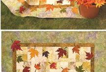 Quilting - Fall