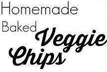Recetas healthy snacks