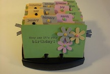 Rolodex, Tags & ATCs / by Cynth Love