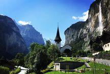 Stunning Switzerland / Our newest love affair, Switzerland.