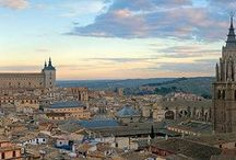 Daytrips from Madrid / Short and quick trips from Madrid to surrounding towns,villages and cities.