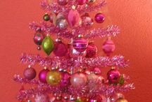 Christmas Pretty in Pink Purple / by Judy Marie
