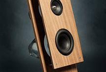 Speaker - Open baffle
