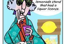 liquor cartoons
