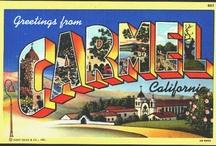 Places I've Been  - Carmel, CA