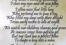 to my son jm
