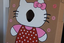 Hello Kitty party / by Lisa Blythe