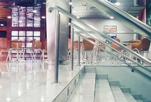 Technistone / Technistone is a compound made up of more than 90% natural quartz, which makes it exceedingly sturdy and practical. It is a fantastic choice for kitchen worktops, bathrooms, staircases, floors and wall cladding. Additionally, it comes in a range of varying shades of quartz colour, offering a vast range of finish options from a kitchen counter to a complete project for a range of decorative finishes. Technistone is a belief in the future, and due to its strength, Technistone is going to be a perf