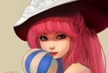 Perona / Perona - One Piece - Ghost Princess