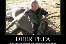Firearm Funnies / Humor about guns and hunting