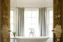 Master Bathrooms / If kitchens and bathrooms sell houses, how come they don't all come with master bathrooms like these?