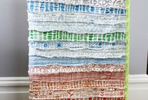 Rag quilts / by Angela Slager