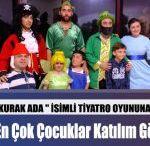 """Peter Pan Kurak Ada"" Alanya Kültür Merkezinde Sahnelendi"