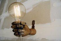Creating light