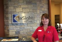 Insight Eyecare Staff / Learn about our wonderful staff at Insight Eyecare in Oshkosh, Wisconsin!