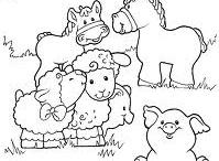 Farm/John Deere Party