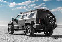 Stuff to Buy / Rhino GX - Custom Built SUV available in the US soon. Built by US Specialty Vehicles.
