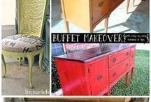 Upcycle Old Furniture