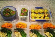 Meal Prep / week long plans. / by Sujelly Lopez