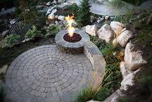 Cirkular patio