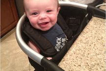 Baby highchair's