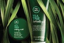 TEA TREE SPECIAL / NEFES KESEN FERAHLIK Her saç tipine uygundur.
