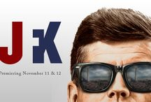 JFK / Video clips and fun pics from our upcoming biopic JFK, broadcasting on PBS November 11 & 12, 9-11pm.
