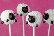 cake pops / by Tracy Bier