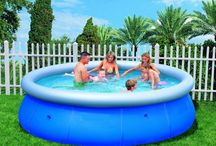 Family Swimming Pool Large Garden Outdoor Inflatable Paddling Summer Water Home