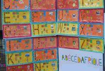 Lettres, alphabet, principe alphabetique